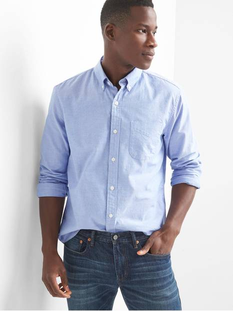 Oxford standard fit shirt
