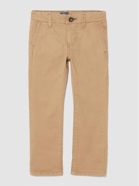 Skinny Stretch Khaki Pants