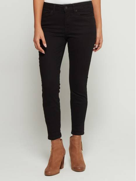 Mid Rise Sculpted Legging Jeans