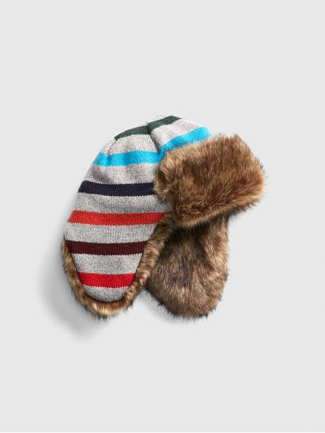 Toddler Cozy Trapper Hat