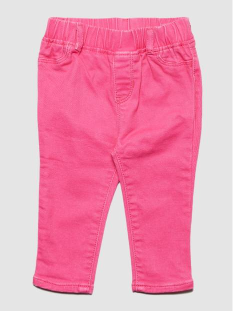Toddler Pull-On Pink Jeggings