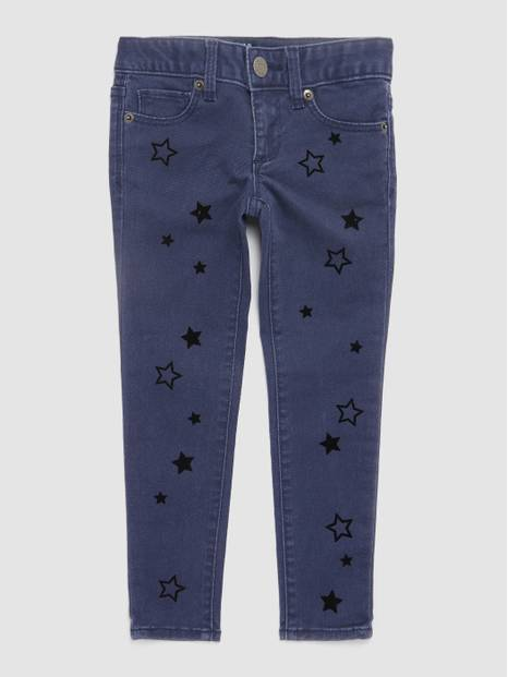 Kids Star Super Skinny Jeans with Fantastiflex