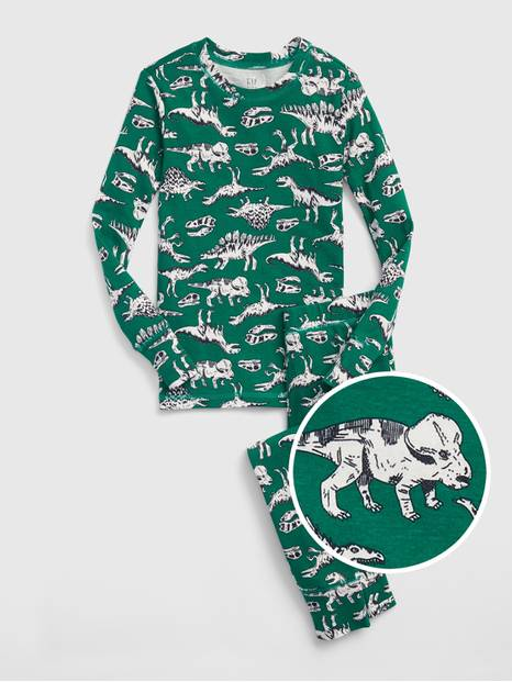 Kids Dino Pj Set