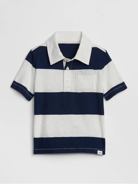 Toddler Pocket Polo T-Shirt
