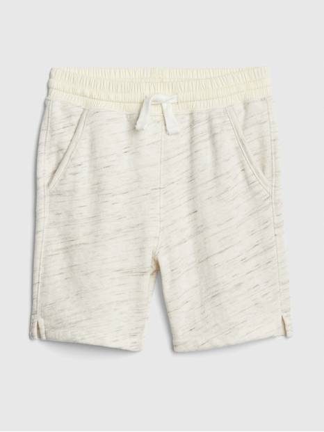 Toddler Pull-On Marled Shorts