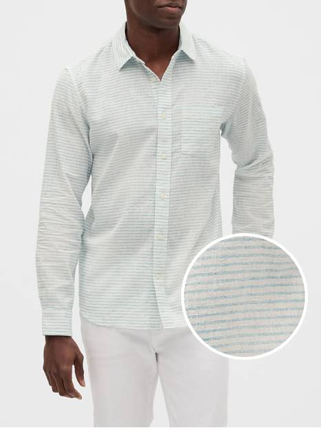 V-LS LINEN COTTON | 213651865