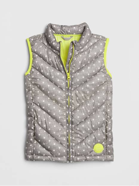 Kids ColdControl Puffer Vest