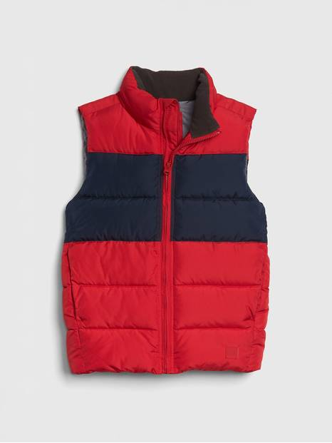 Kids ColdControl Max Puffer Vest