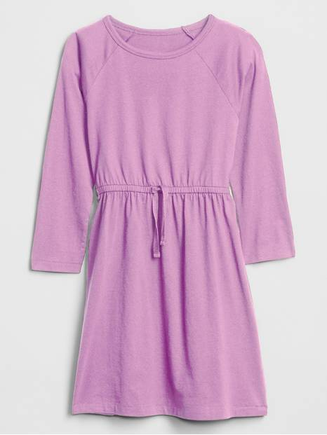 Kids Cinched-Waist Dress