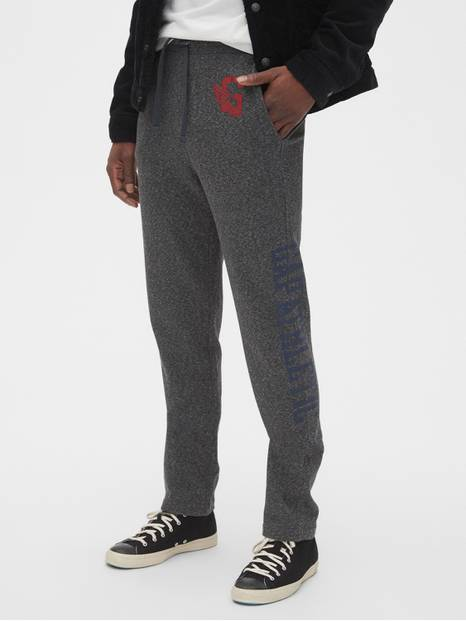 Gap Athletic Logo Slim Sweatpants