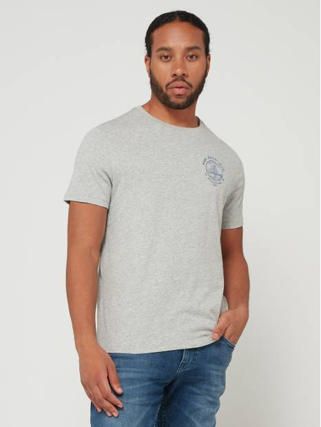 Seal Graphic Short Sleeve Crewneck T-Shirt