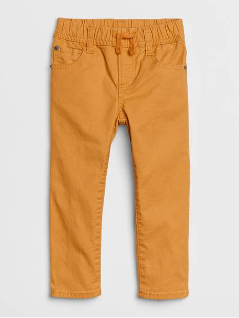 Toddler Slim Canvas 5-Pocket Pants