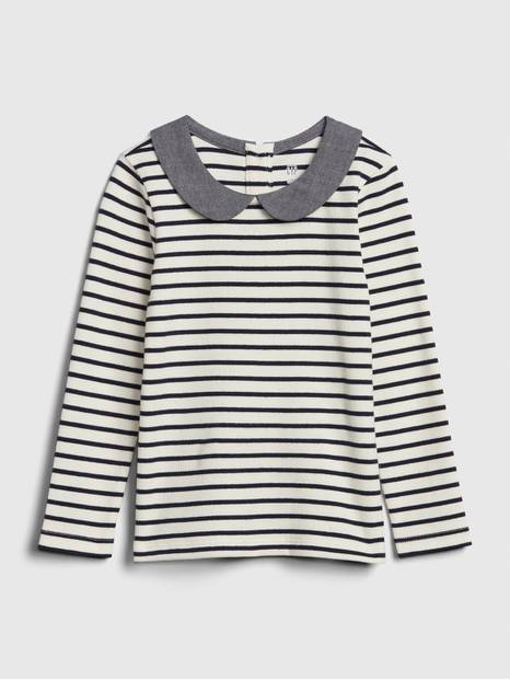 Toddler Collar Top