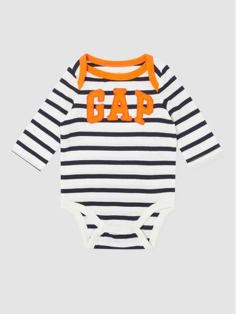 BabyGap Arch Logo Long Sleeve Bodysuit