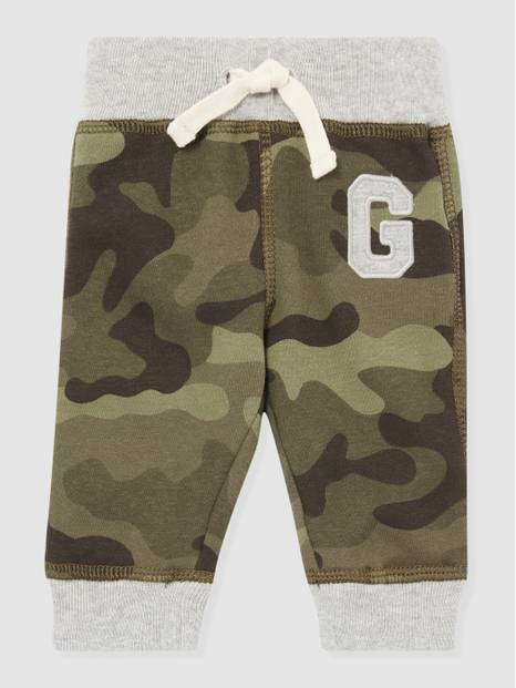 BabyGap Print Pull-On Pants