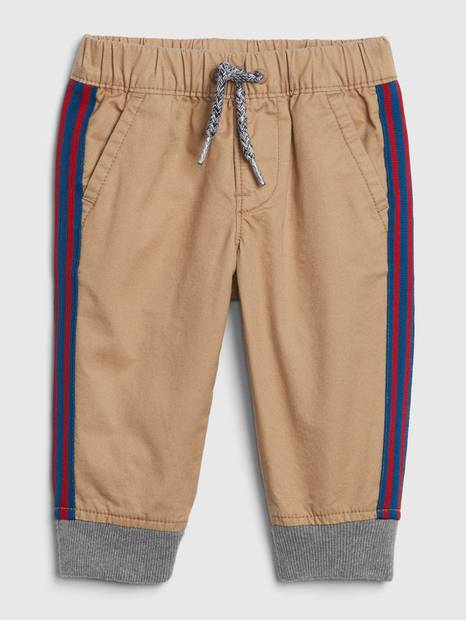 Baby Side-Stripe Joggers
