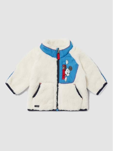 BabyGap Disney Mickey Mouse Sherpa Jacket