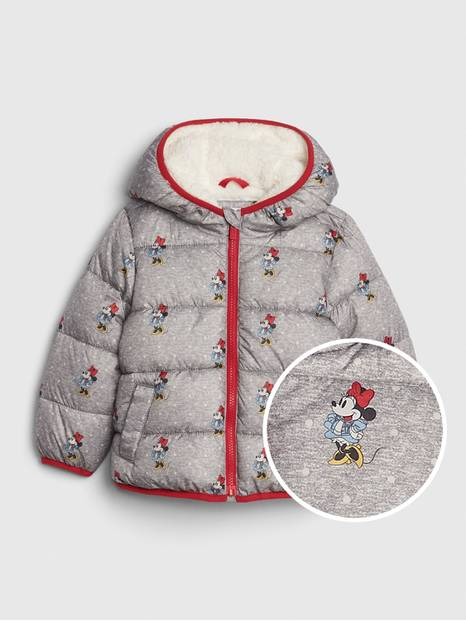 babyGap &#124 Disney ColdControl UltraMax Down Puffer