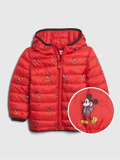 babyGap &#124 Disney Mickey Mouse ColdControl Puffer