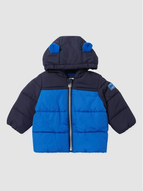 BabyGap Bear Ear Appliqué Warmest Puffer Jacket