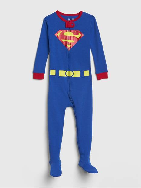 babyGap &#124 DC&#153 PJ Footed One-Piece