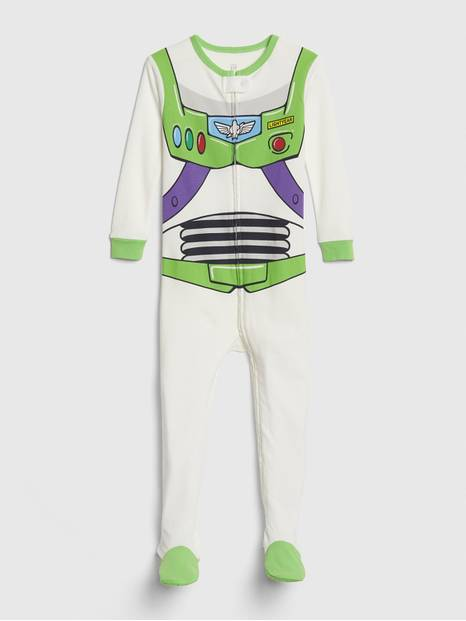babyGap &#124 Disney Toy Story PJ Footed One-Piece