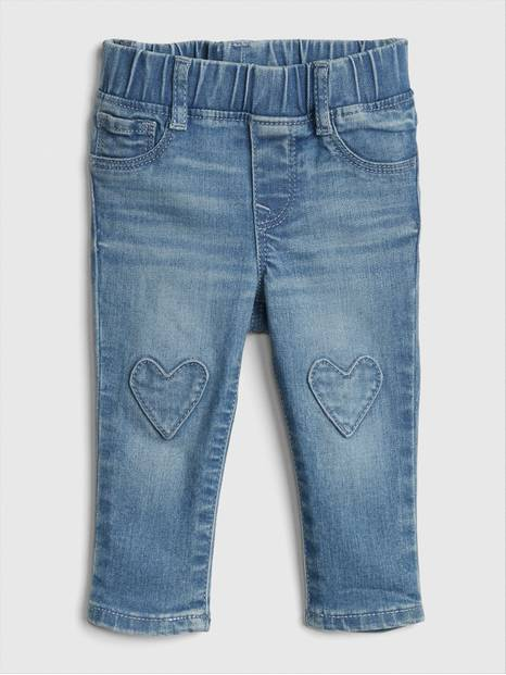 Baby Heart Jeggings