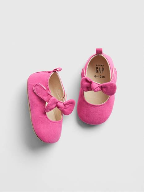 Baby Bow Ballet Flats