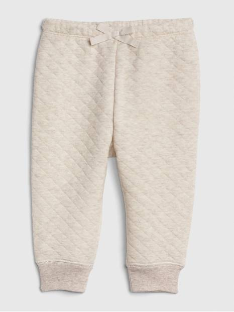 Baby Quilted Pull-On Pants