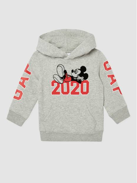Toddler Gap Disney Ear-Appliqué Pullover Hoodie