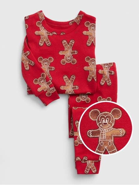 babyGap &#124 Disney Mickey Mouse PJ Set