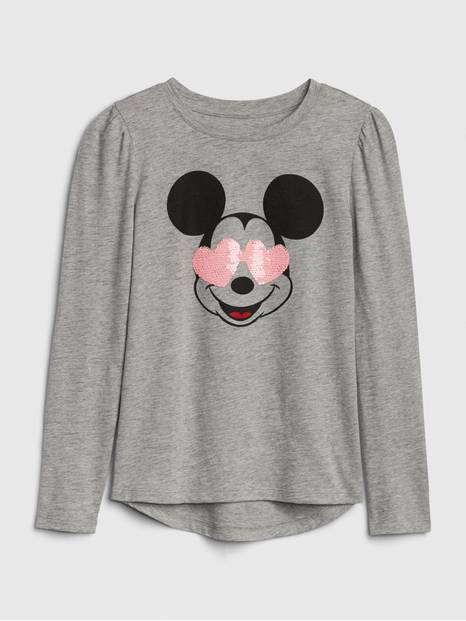 GapKids &#124 Disney Minnie Mouse and Mickey Mouse T-Shirt