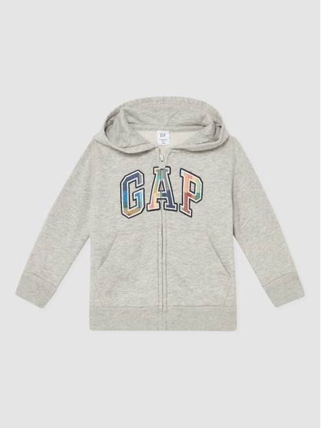 Toddler Gap Logo Appliqué Full-Zip Hoodie
