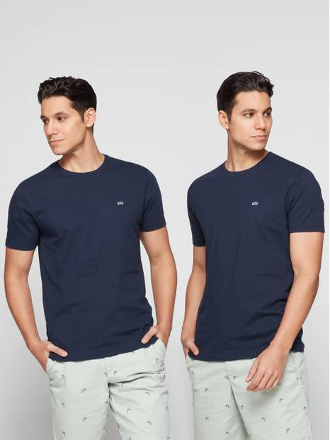Everyday Short Sleeve T-Shirt, 2-Pack