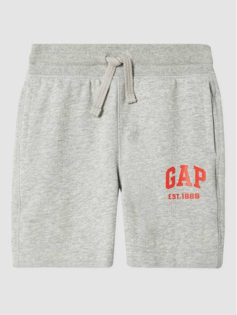 Kids Logo Tie Waist Sweat Shorts