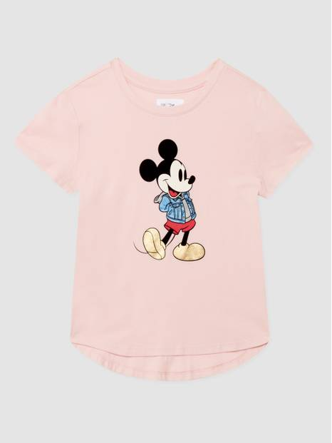 Kids Disney Flippy Sequin T-Shirt