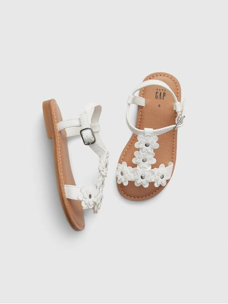 Toddler Floral Sandal