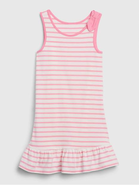 Toddler Tank Peplum Dress