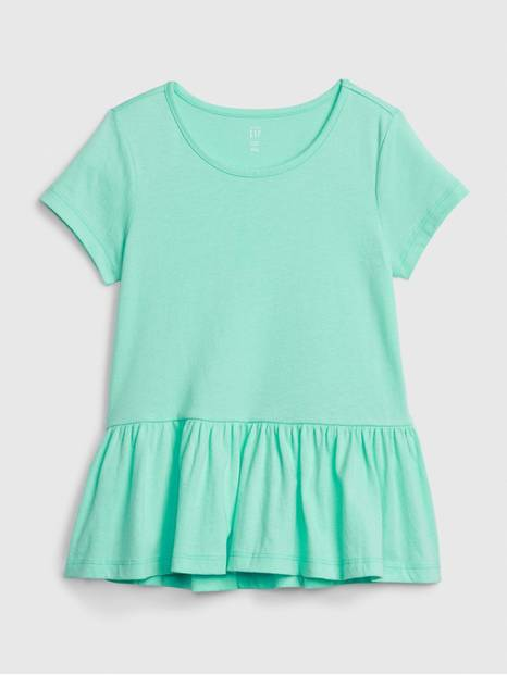 Toddler Peplum Tunic T-Shirt