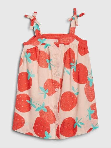 Baby Strawberry Dress