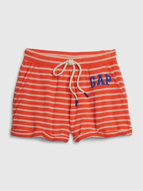 Gap Logo Shorts in French Terry