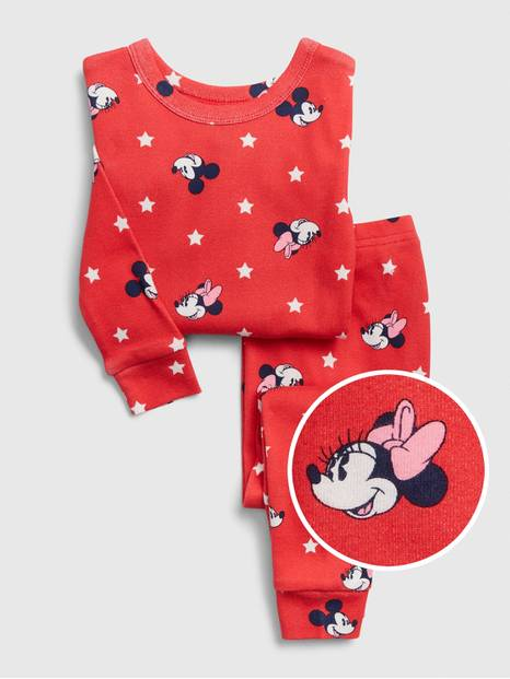 babyGap &#124 Disney Mickey and Minnie Mouse PJ Set