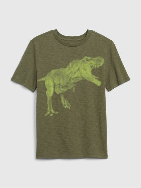 Kids Graphic Tactical T-Shirt