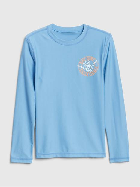 Kids Surf Rash Guard