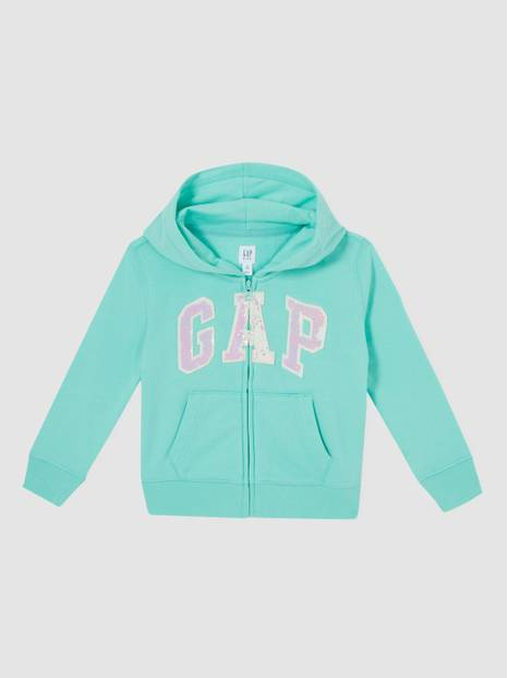 Kids Flippy Velvet Gap Sweatshirt