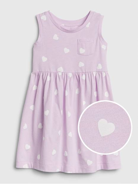 Toddler Tank Skater Dress
