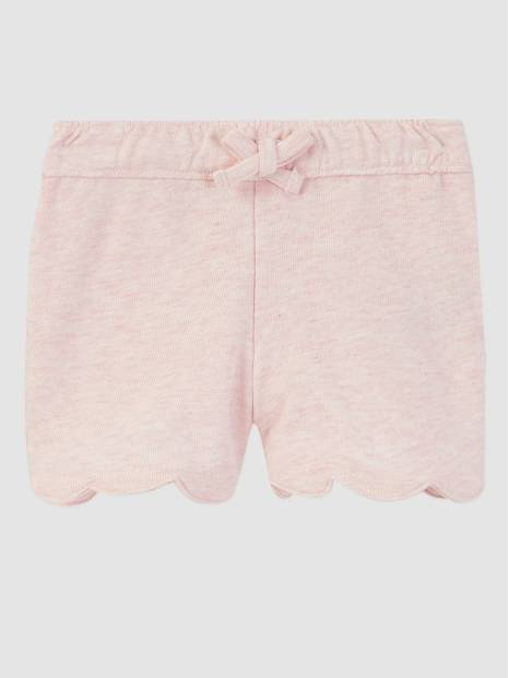 Toddler Scalloped Shorts