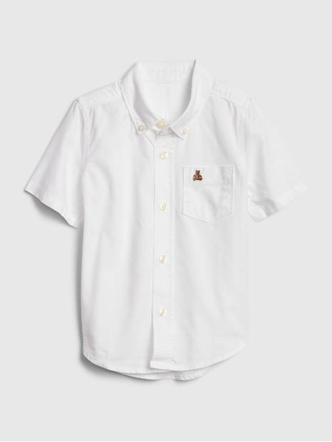 Toddler Brannan Bear Oxford Shirt