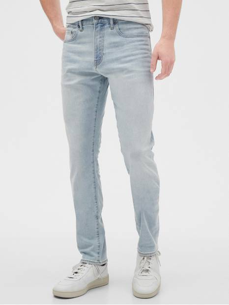 Wearlight Slim Jeans with GapFlex