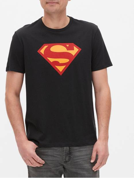 DC&#153 Superman Graphic Short Sleeve T-Shirt